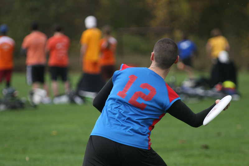 2011-Oct: Ultimate (BOOM's road to being the Fall League Champs)