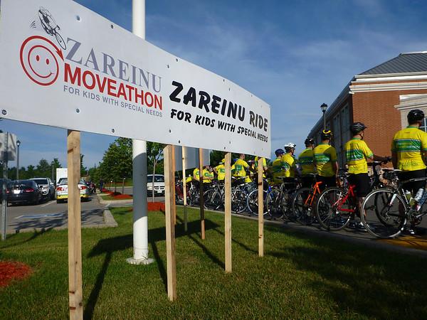 2012-June: Zareinu 100km charity ride