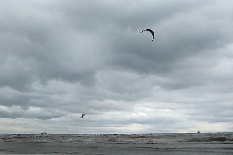 2012-Nov: Kiteboarding