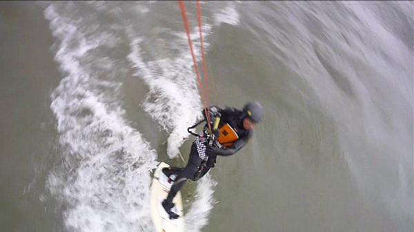 2011_04_23 (Kiting-Lake Erie)