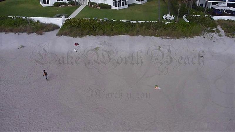 (Video) 2011-Mar: Kiting Lake Worth, Florida