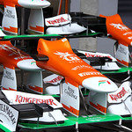 Force India Noses, 30-8-2012 (IMG_8763) 4k