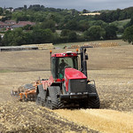 Case International 435 Quadtrac and Solo 440