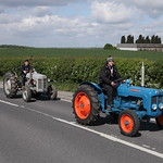 Tractor Road Run, 14th May 2017