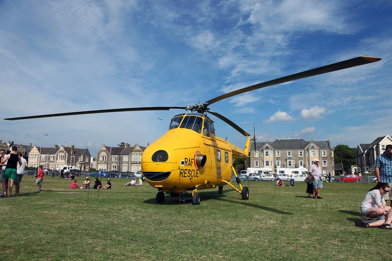 XJ729 at Weston Super Mare, 22-6-2014 (IMG_1040) 4k