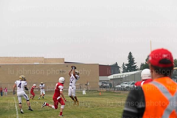 Football - Cut Bank vs. Conrad 9.8.17