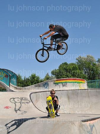Sports Park - Skateboards/Bikes