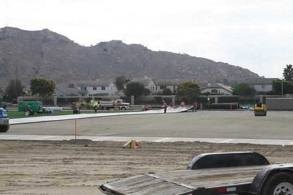 Sports Park Construction