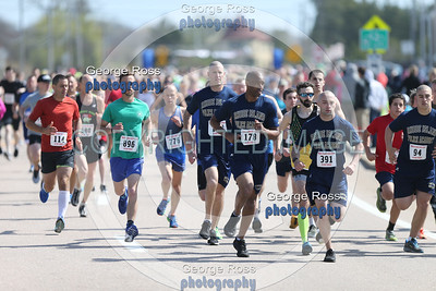 2017 Rhode Island State Police 5K Foot Pursuit