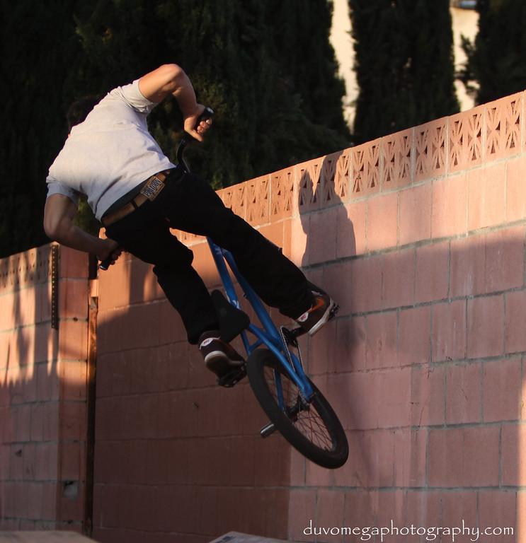 Alley Side BMX
