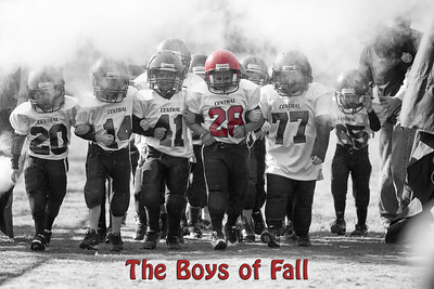 The Boys of Fall 2