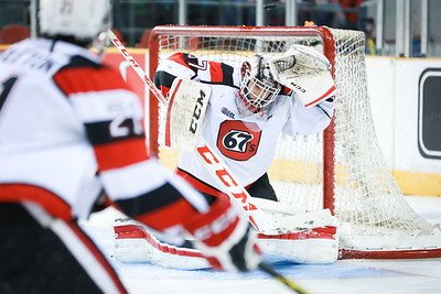 Ottawa 67s vs. Belleville - Dec. 12, 2014
