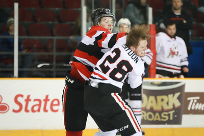 Ottawa 67s vs. Niagara - Gm. 2 - Mar. 28, 2015