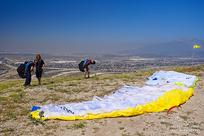 Paragliding Lessons, June 9-10th 2018