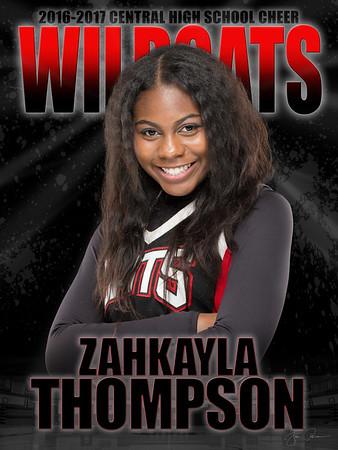 Zahkayla Thompson