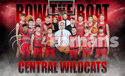 Central Varsity Team Pictures 8x10
