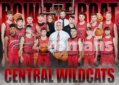 Central Varsity Team Pictures 5x7