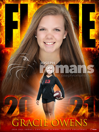 Gracie Owens VOLLEYBALL