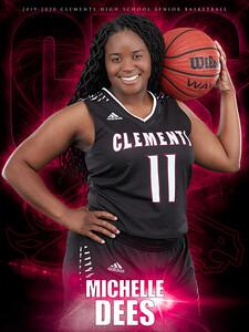 Michelle Dees BASKETBALL