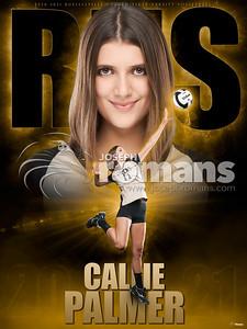 Callie Palmer Volleyball