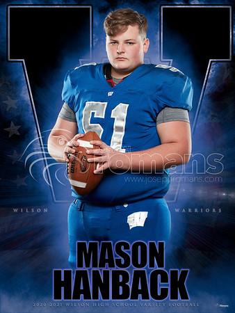 Mason Hanback