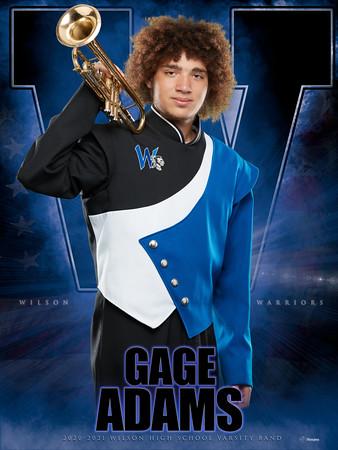 Gage Adams