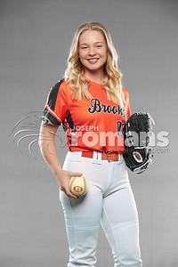 Brooks Softball Banners55309