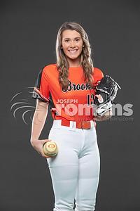 Brooks Softball Banners55287