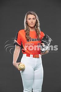 Brooks Softball Banners55288