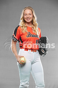 Brooks Softball Banners55306
