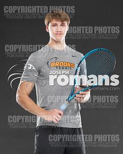 Brooks Tennis Banners59097