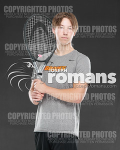 Brooks Tennis Banners59106