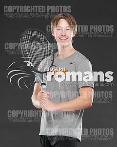Brooks Tennis Banners59123