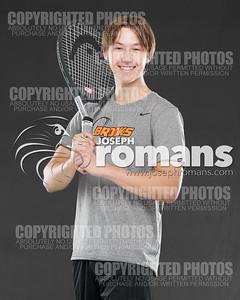 Brooks Tennis Banners59129