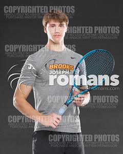 Brooks Tennis Banners59095