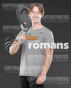 Brooks Tennis Banners59126