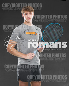 Brooks Tennis Banners59088
