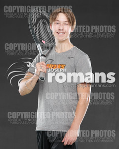 Brooks Tennis Banners59127