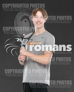 Brooks Tennis Banners59103