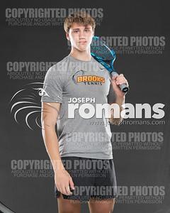 Brooks Tennis Banners59089