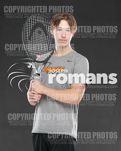 Brooks Tennis Banners59107