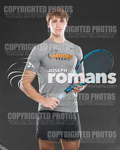 Brooks Tennis Banners59093