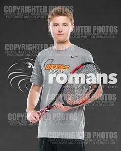 Brooks Tennis Banners59137