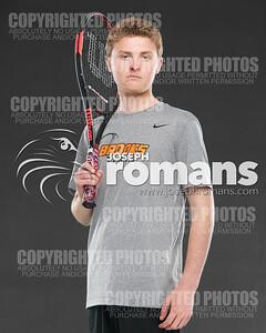 Brooks Tennis Banners59147