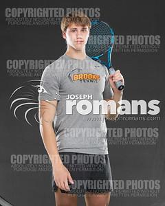 Brooks Tennis Banners59090