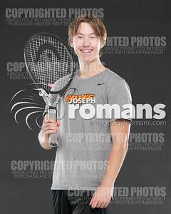 Brooks Tennis Banners59124