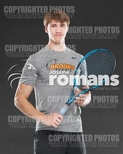 Brooks Tennis Banners59096