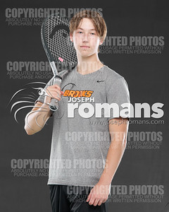 Brooks Tennis Banners59125