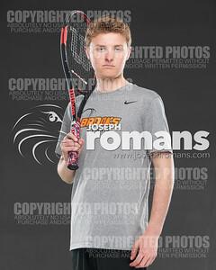 Brooks Tennis Banners59148