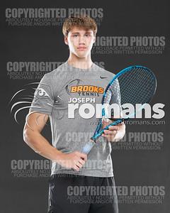 Brooks Tennis Banners59094